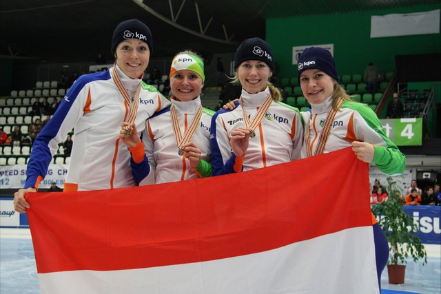 Annita van Doorn | EK-shorttrack 2012